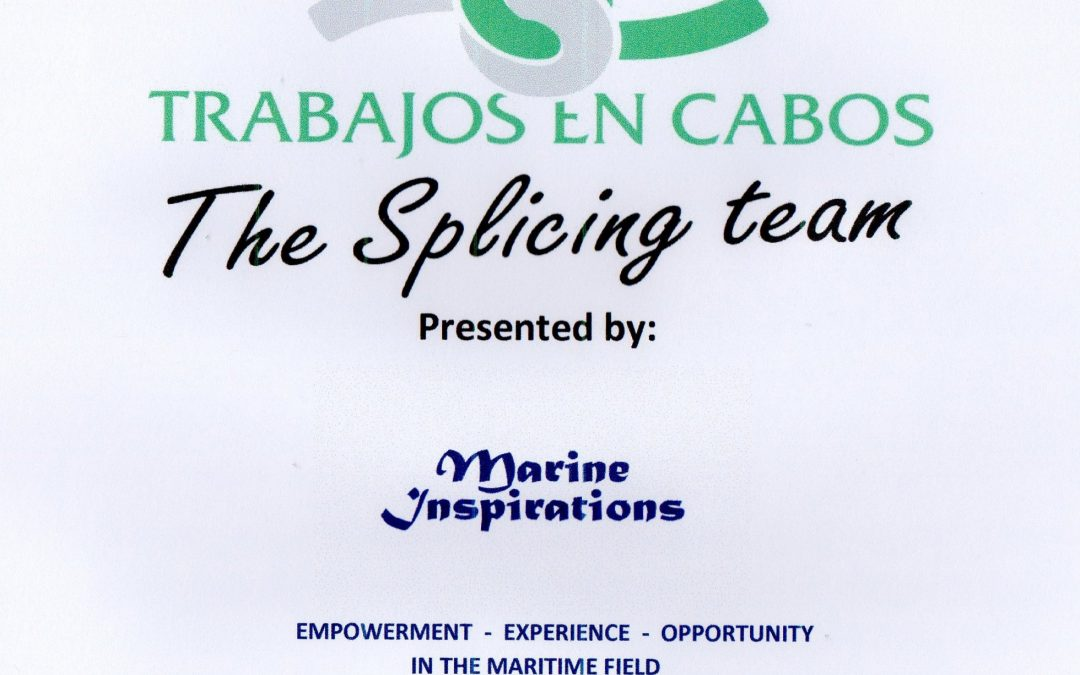 Rope and Cordage Splicing Seminar – Majorca, April 2015
