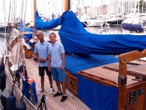 Their-first-day-aboard-in-Palma