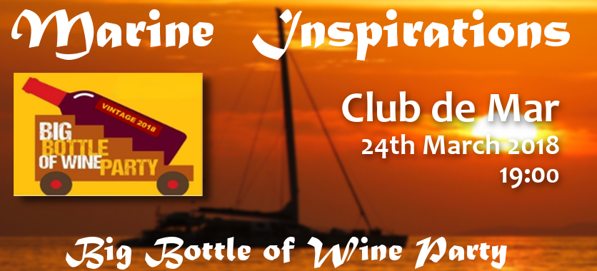 Palma Big Bottle of Wine Party 2017