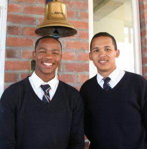 Bradley and Ronaldo