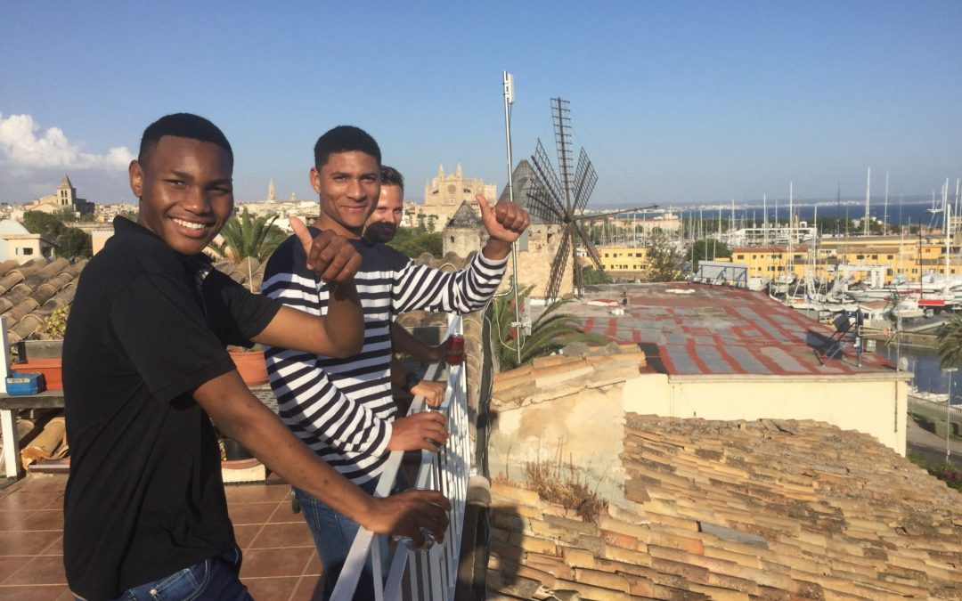 The Diary of Thami and Archie – Monday 15th June 2015