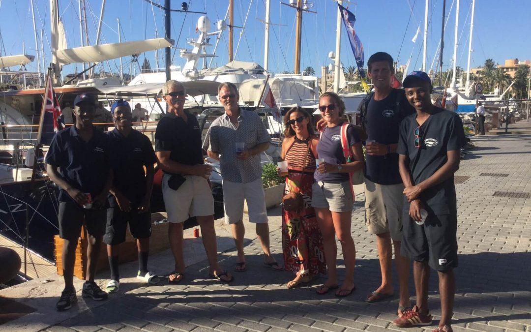 Palma SYC 2016 Race Day 1
