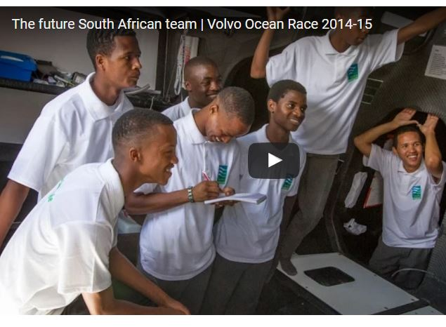 The future South African team | Volvo Ocean Race 2014-15