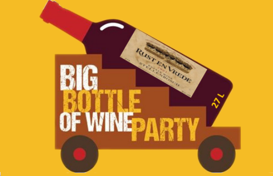 Big Bottle of Wine Party Cape Town 2016 Roundup