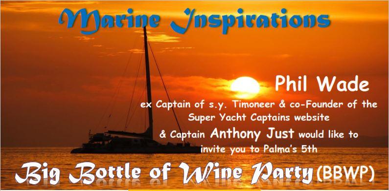 UPDATE: Big Bottle of Wine Party Palma 2019